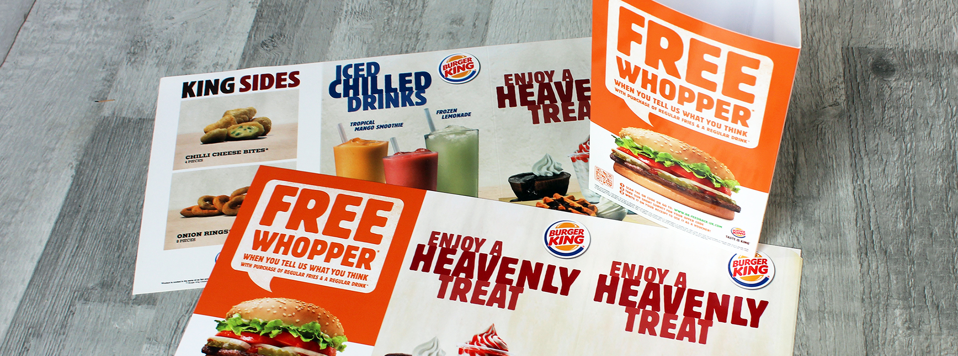 Table Talkers From Twisted Origination Limited UK - Restaurant table talkers